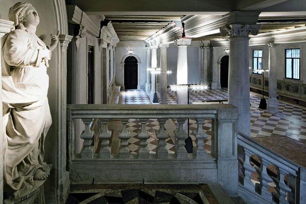 Renata Codello ‒ Venezia. La Grande Accademia. Architettura e restauro (Electa, Milano 2017). Photo © Alessandra Chemollo e Fulvio Orsenigo. Courtesy Mondadori Electa