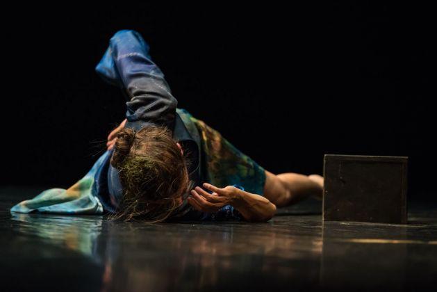Raffaella Giordano, Celeste. Photo Andrea Macchia. Courtesy Danae Festival