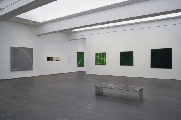 Raoul De Keyser. Œuvre. Installation view at SMAK, Gent 2018. Photo Dirk Pauwels. Courtesy SMAK, Gent