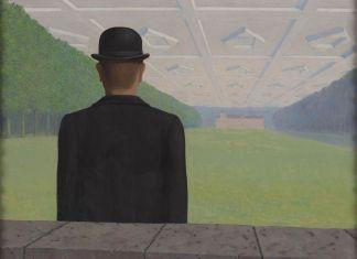 René Magritte, Le grand siècle, 1954. Kunstmuseum Gelsenkirchen © 2018 Prolitteris, Zurich