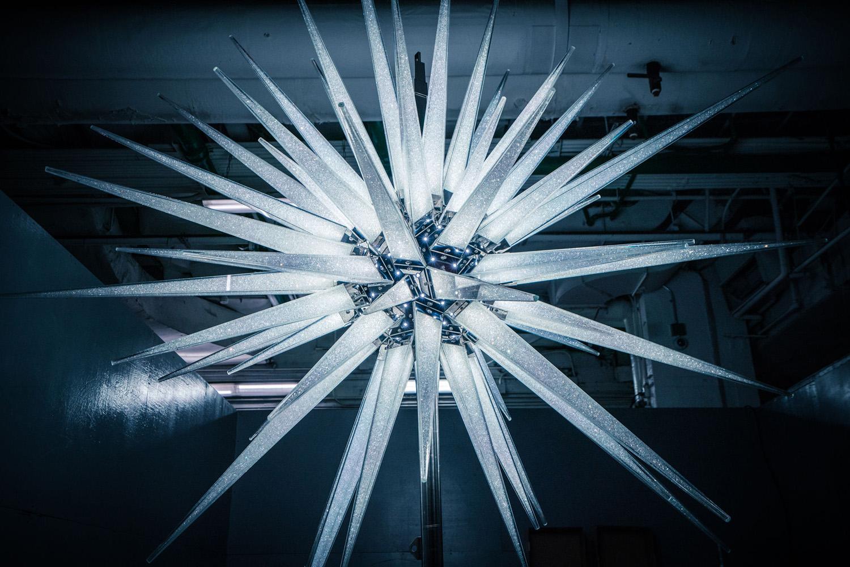 Disegnare Una Stella Di Natale.Libeskind E L Albero Di Natale Del Rockefeller Center Artribune