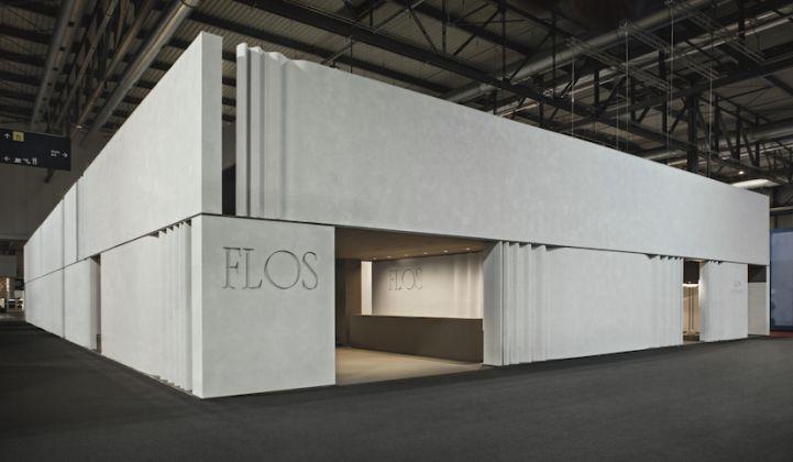Soft Walls – Flos Stand Euroluce 2017 Flos, Calvi Brambilla Architetti