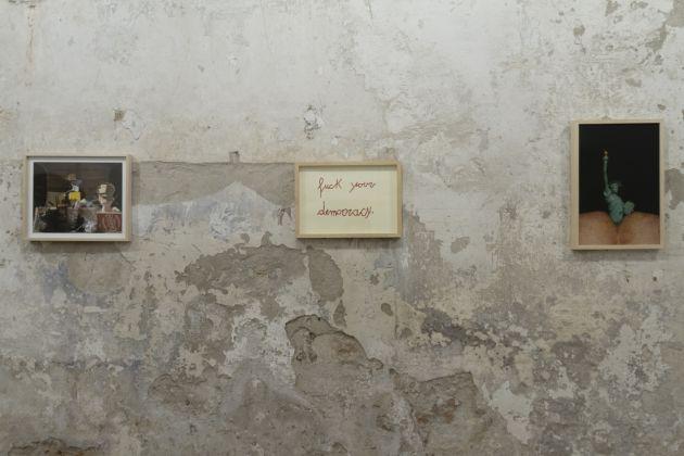 SPAZIO RIVOLUZIONE, mostra in corso FANGO vol.1