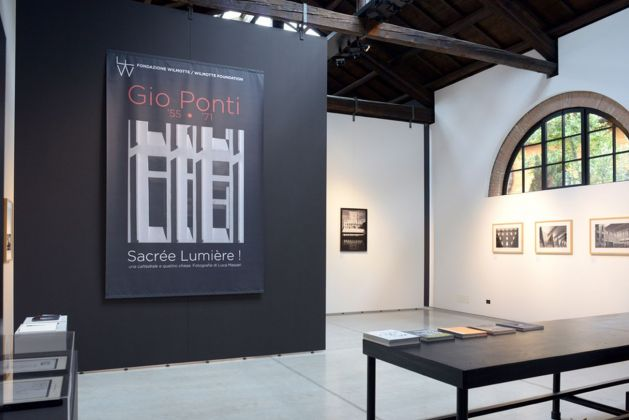 Sacrée Lumière! Exhibition view at Wilmotte Foundation, Venezia 2018. Photo courtesy © Luca Massari
