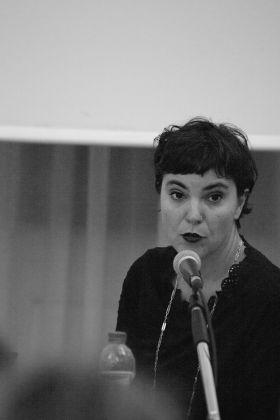 Testimonianze ricerca azioni IX e la Danza Butoh. Samantha Marenzi. Photo Francesca Marra. Courtesy Testimonianze ricerca azioni