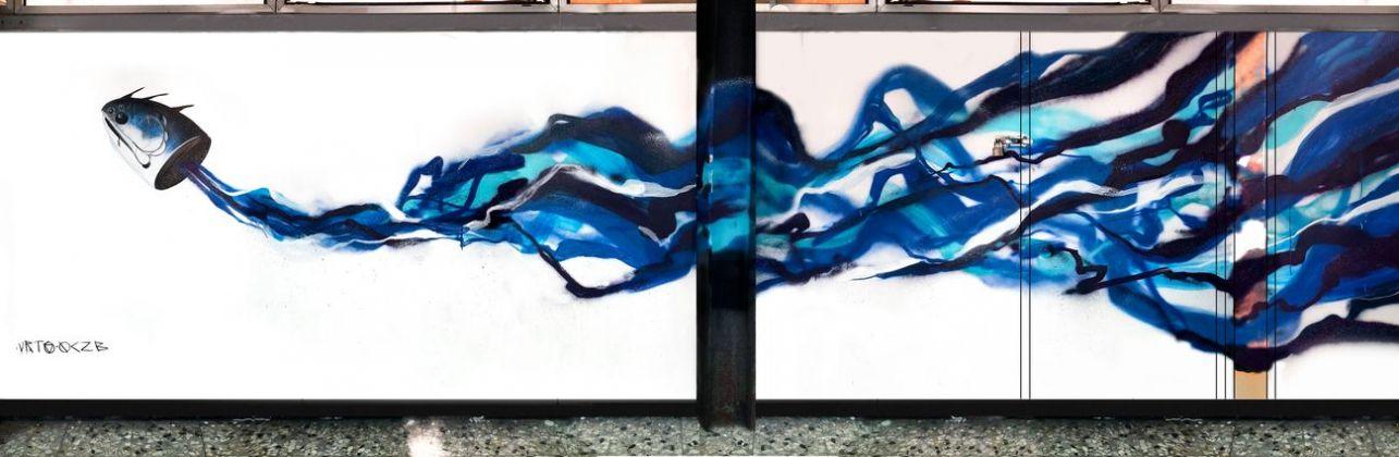Urto, Blue Explosion, Firenze 2018