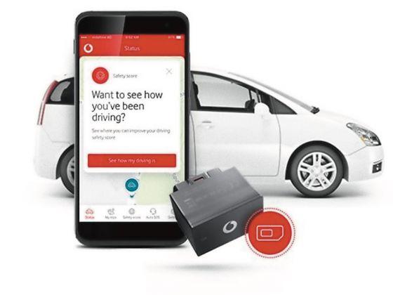 Vodafone Plug Drive,Vodafone Automotive Italia, Luciano Galimberti, Massimo Farinatti, Federica Gaidano – Bgpiù Progettazione