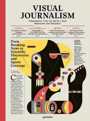 Visual Journalism (Gestalten, Berlino 2018). Cover