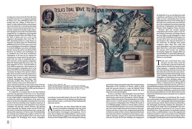 Visual Journalism (Gestalten, Berlino 2018). Pagg. 4-5