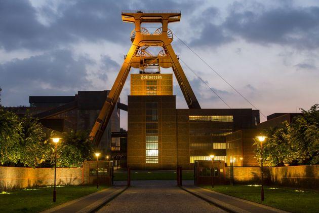 Zollverein. Photo Jochen Tack