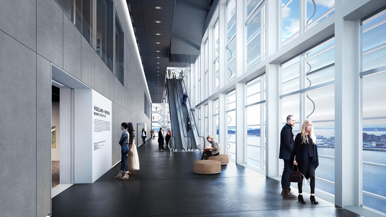 Il nuovo Munch Museum di Oslo
