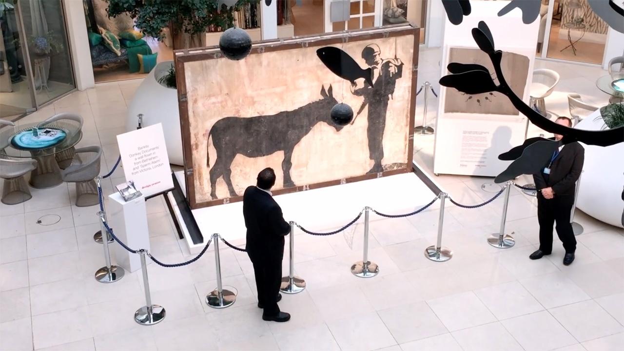 The man who stole Banksy di Marco Proserpio