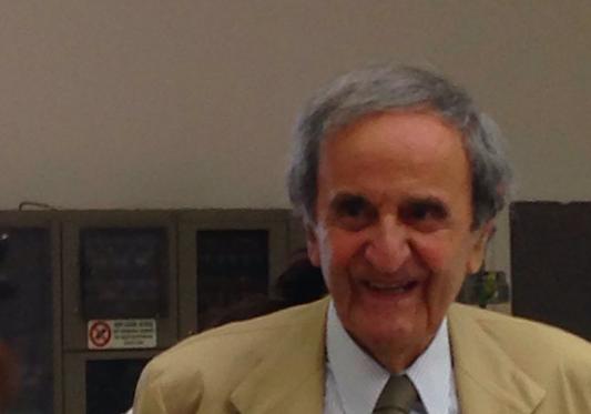 Tomàs Maldonado a Milano nel 2014, author HartemLijn fonte Wikipedia