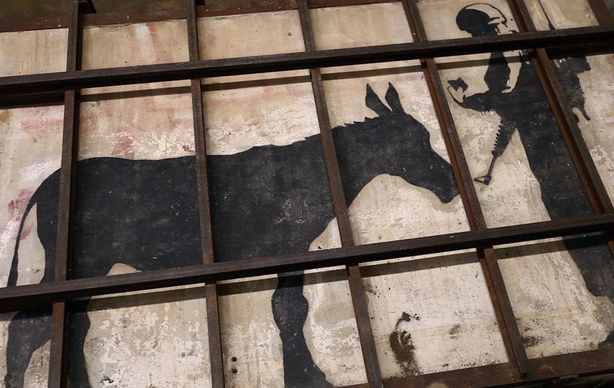 L'uomo che rubò Banksy di Marco Proserpio