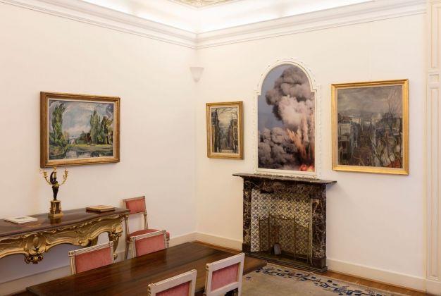 Šejla Kamerić. SUMMERISNOTOVER. Exhibition view at Fondazione Pini, Milano 2018