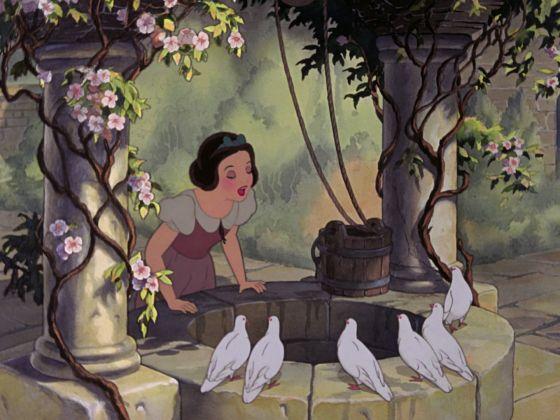 Walt Disney, Biancaneve