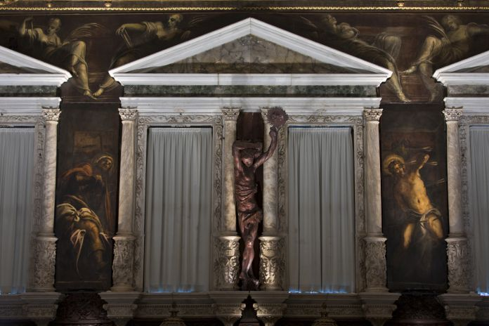 Scuola Grande di San Rocco Sala Capitolare