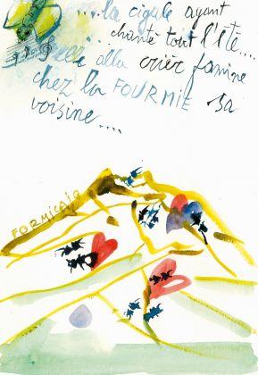 Giosetta Fioroni, Calendario dell'Avvento di Legnano