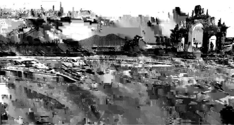 D0\/\//\/T0\/\//\/[NPLZ], 2017, Domenico Barra [Altered_Data]