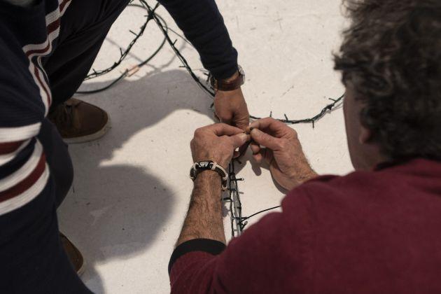 Pasquale Altieri, Laboratorio Luminaria, photoChiara Ernandes, courtesy Cantieri d'Arte