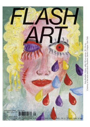Flash Art International issue 320, maggio 2018