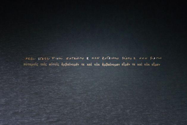 Andrea Santarlasci, Eterocronia: ipotesi di un ricordo, 2015; Light Box; Trittico, dim. 55 x 37 cm; Courtesy l'artista