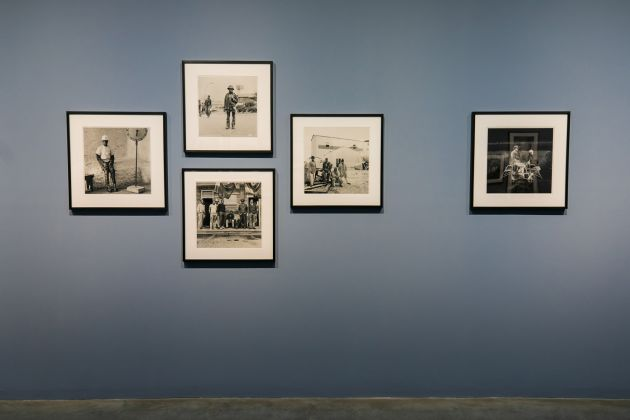 Installation view, David Goldblatt: Photographs 1948–2018, Museum of Contemporary Art Australia, Sydney, 2018, image courtesy Museum of Contemporary Art Australia © The David Goldblatt Legacy Trust, photograph: Anna Kučera