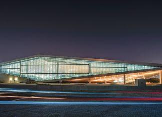 Qatar National Library. Photo Credit Qatar National Library