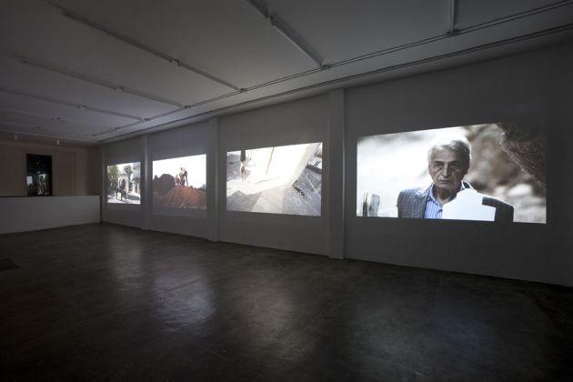2011, Luigi Presicce In Forma di Autoscopia @Marsélleria