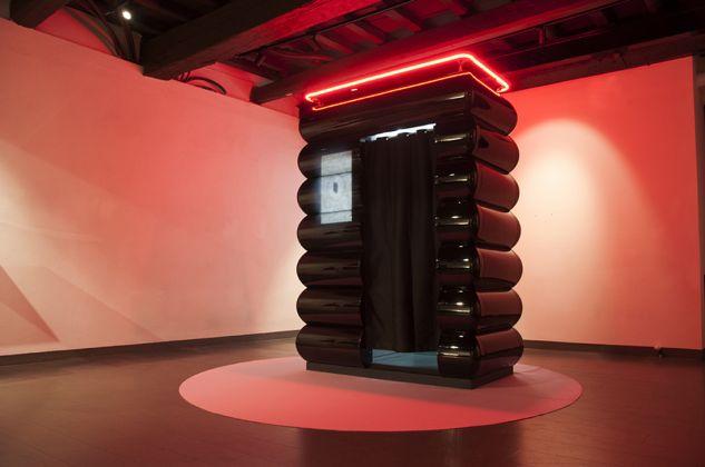 Parasite 2.0, Monolithic Rituals, Daforma Gallery, 2018