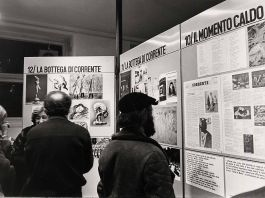 80 anni di Corrente a Milano