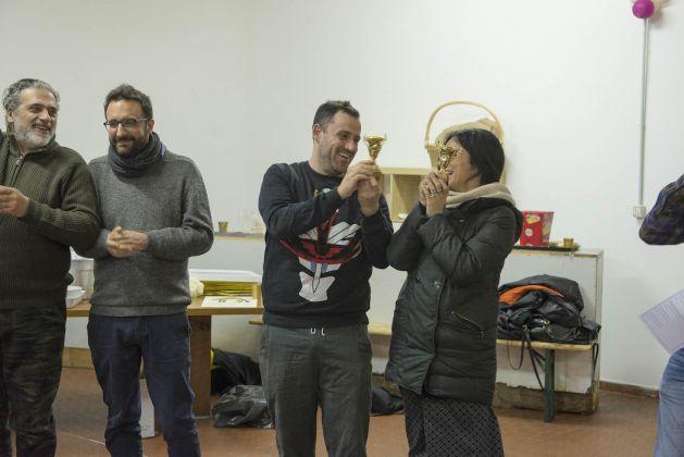Ilaria Gianni e Gabriele De Santis terzi classificati. Ph. Giorgio Benni