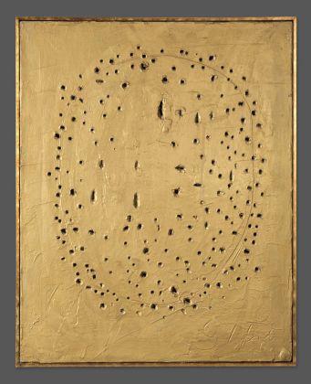 Lucio Fontana, Concetto Spaziale_1961_EST. € 800.000 1.200.000