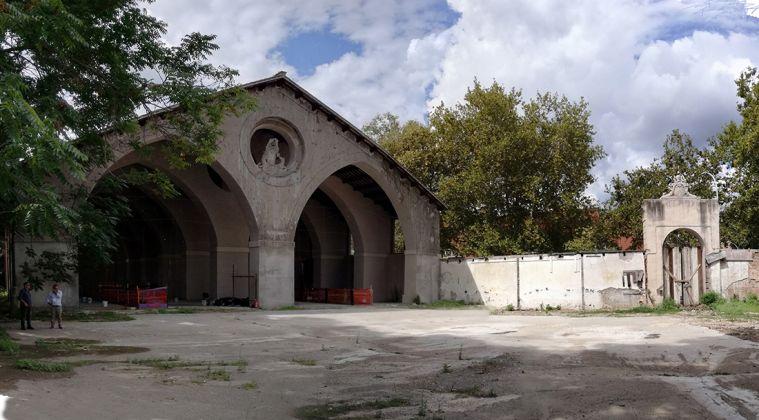 Roma, ex Arsenale Clementino Pontificio. Ph. Paolo Orsini - Courtesy Insula architettura e ingegneria srl