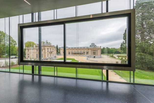 View from the new Visitor's Pavilion © RMCA, Tervuren, photo Jo Van de Vijver
