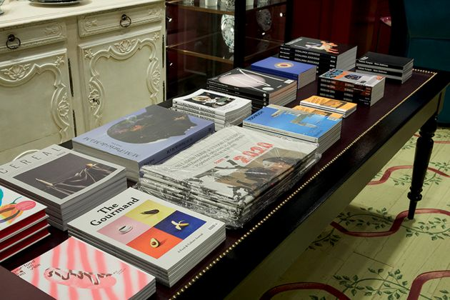 Gucci Garden - Terza conversazione del ciclo Publishing Traffic, con Bruno Ceschel, founder Self Publish Be Happy, e Luca Lo Pinto, co-founder NERO – Ottobre 2018 – Courtesy Gucci Garden