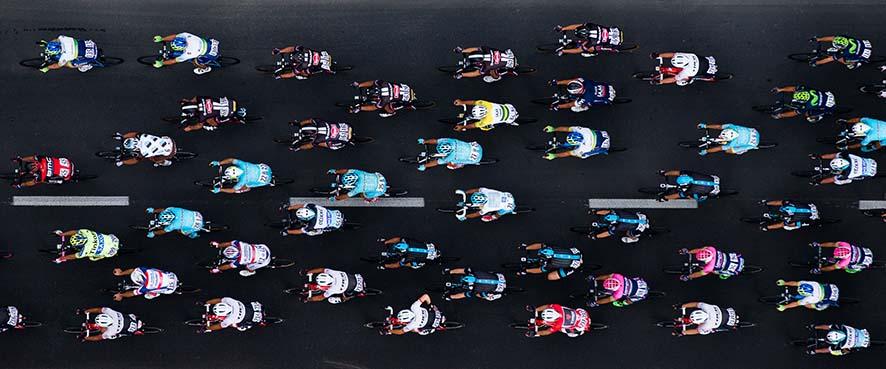 Varese, 2015. Giro d'Italia; © Massimo Sestini