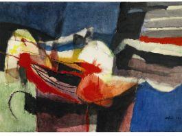 Afro, La Persiana, 1954, EST. € 180.000 250.000