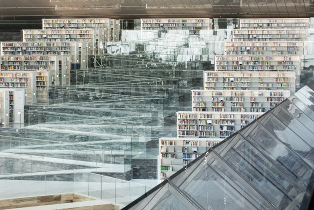 Qatar National Library. Photo Credit Qatar National Library