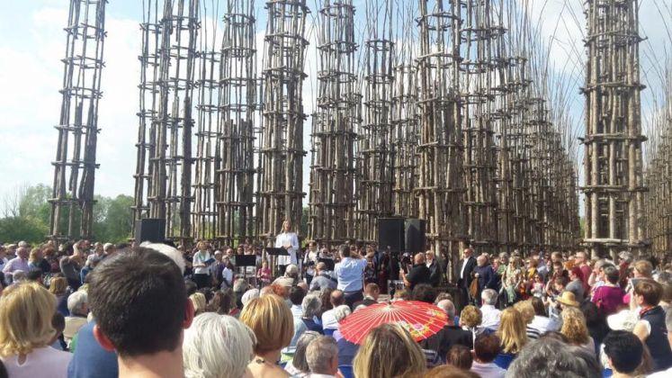 Cattedrale vegetale @ Archivio Giuliano Mauri