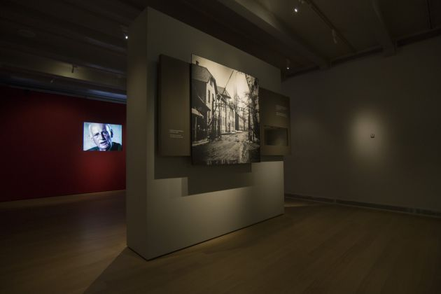After the arrest and Otto Frank © Anne Frank House. Photographer Cris Toala Olivares