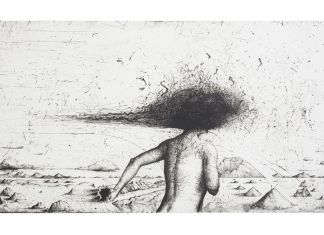 Agostino Arrivabene, Il seminatore, 2010. Courtesy l'artista