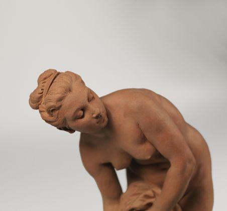 Aimé Jules Dalou, Baigneuse, Londres, 1870 1879, Museu Calouste Gulbenkian, Fotos Catarina Gomes Ferreira