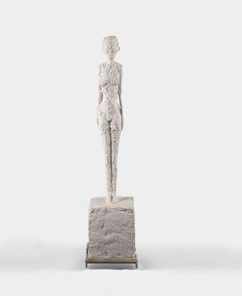 Alberto Giacometti, Femme au chariot, 1945 ca. Fondation Giacometti, Paris © Succession Alberto Giacometti VEGAP, Bilbao 2018