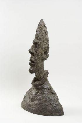 Alberto Giacometti, Grande tête mince, 1954. Fondation Giacometti, Paris © Succession Alberto Giacometti VEGAP, Bilbao 2018