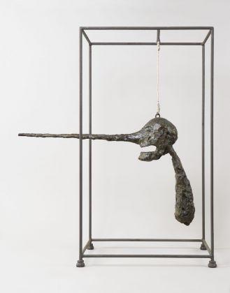 Alberto Giacometti, Le Nez, 1947. Fondation Giacometti, Paris © Succession Alberto Giacometti VEGAP, Bilbao 2018