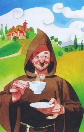 Aldo Di Gennaro, Il cappuccino, anni '80