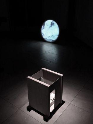 Alessandro Fonte, L'assedio, 2018. Srisa project space, Firenze 2018