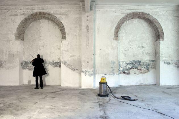Alessandro Fonte, Unisono, 2013, still da video