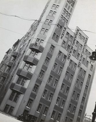 Alexander Rodchenko, Mosselprom Building, Mosca